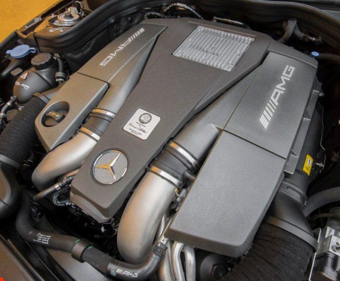 2014 E63 AMG S-Model Wagon.