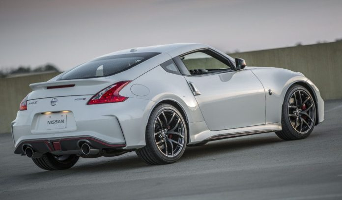 Nissan 370z Nismo Nasa Speed News Magazine