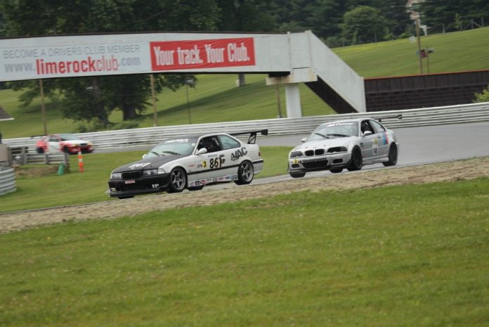 "The ""Big Bang at the Rock"" featured some clean mixed-class racing and some of the best GTS action in the country."