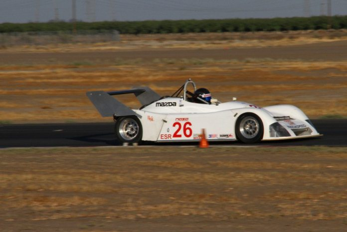 In ESR, Team Competitive Edge Motorsports ran in class alone and took the win and the WERC Championship.