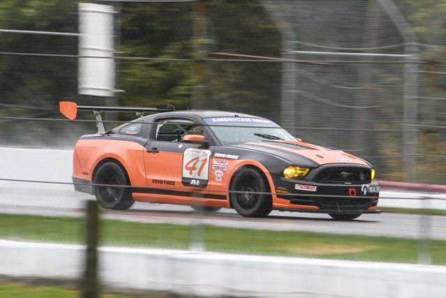 Mickey Remen took home one win during the October event at the Mid-Ohio Sports Car Course.