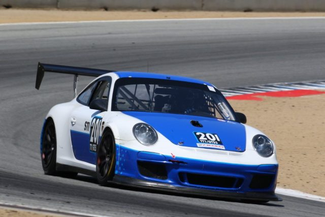 Donn Vickrey took home first in TT1 in his Porsche 997 with his lap time of 1:31.999.