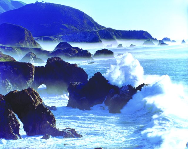 If you can schedule some leisure time into your trip to the Western States Championships, the drive south on Highway 1 offers some spectacular scenery.
