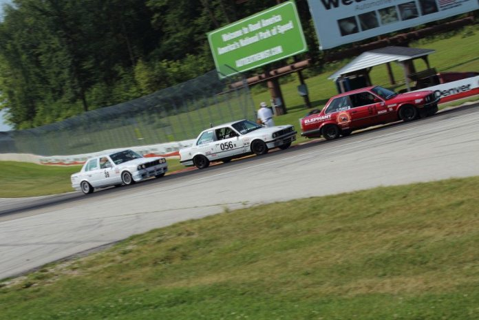 Spec E30 is as competitive in the Great Lakes/Midwest regions as it is anywhere.