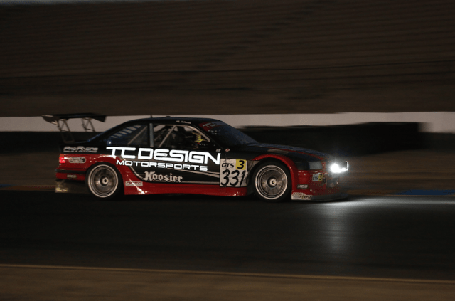 Tony Colicchio won the E0 class, which only had three contenders at Sonoma Raceway.