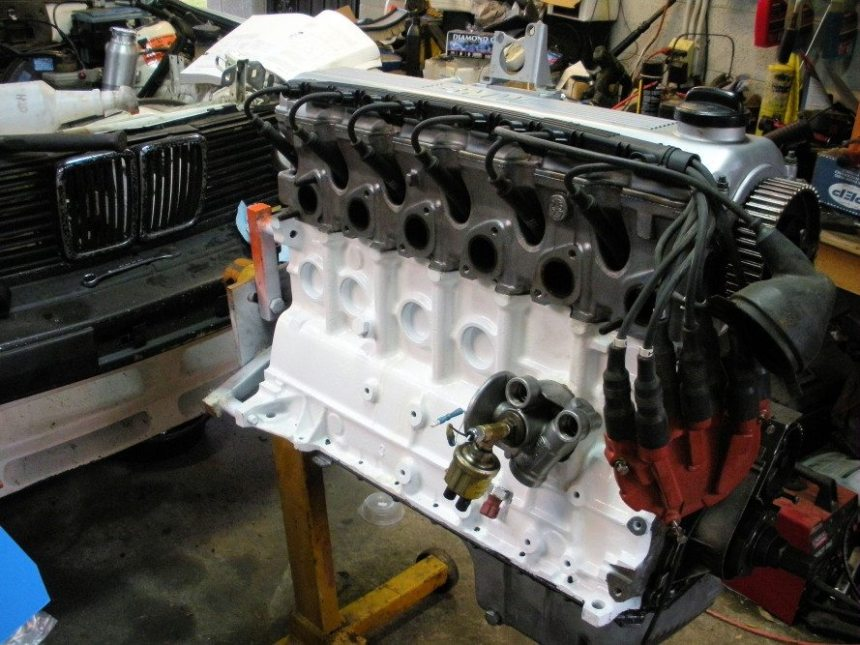 Bottom's Up - Rebuilding a BMW M20 short block for your Spec