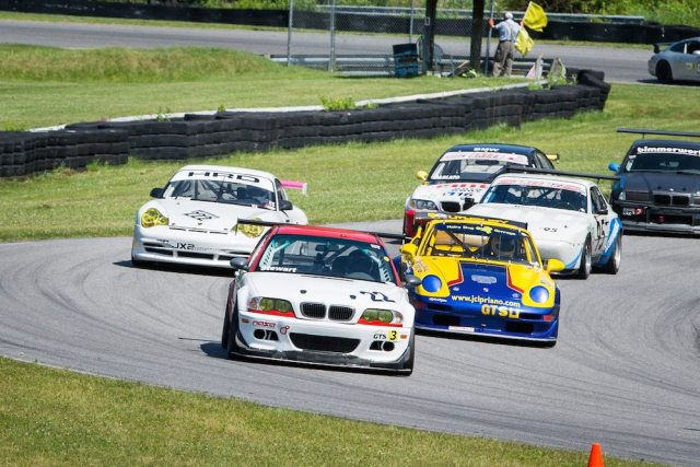 The top two GTS3 drivers in the East, Josh Smith and Hugh Stewart, were separated by only .3 seconds.