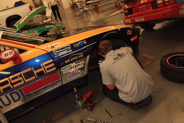 Car preparation can provide increased confidence, which reduces anxiety levels.