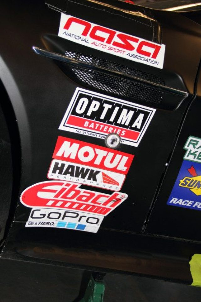 Sponsorship, whether it's through contingencies, complimentary product or financial support, sponsorship is what helps make the racecar go round.