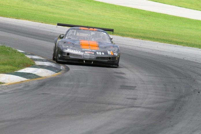 Benjamin Lesnak complimented his race win in ST1 with another victory in TT1. Lesnak piloted his C5 Chevrolet Corvette to post a fast lap time of 1:26.029 at the 2.54-mile Road Atlanta.