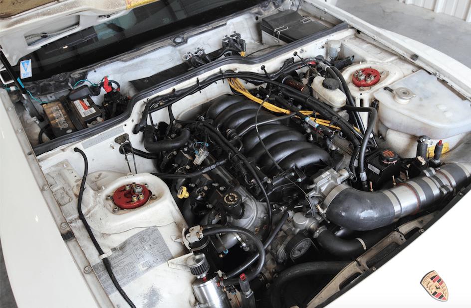 porsche 944 ls1 wiring illustration of wiring diagram u2022 rh prowiringdiagram today Porsche 944 Body Kits Porsche 944 Swap
