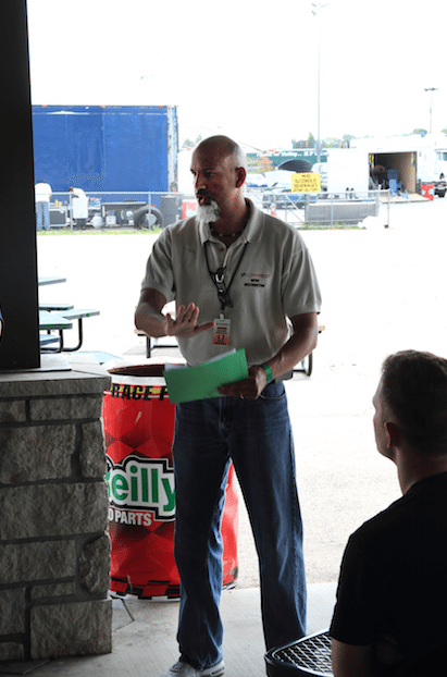 Driver development is not an event. It is a long process and there is no such thing as good enough. Even after you have left HPDE, there is still much left to learn.