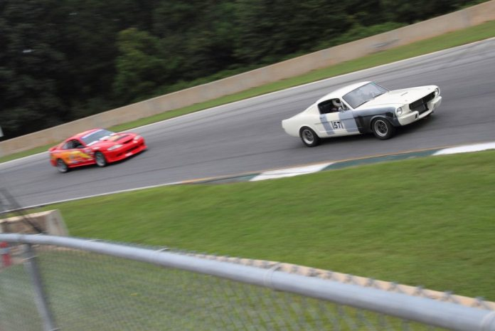 Turn 6 is a fast right-hander that has more camber than it appears to have. If Turn 6 is taken at the correct speed, then Turn 7 will approach quickly.