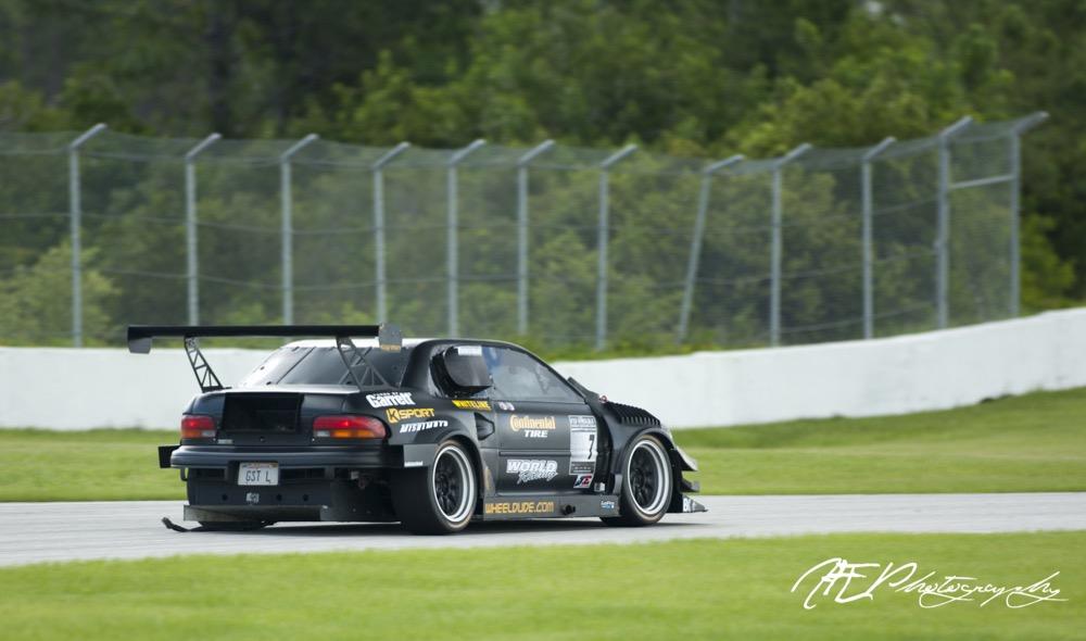 Giving It L Gst Motorsports World Beating 1996 Subaru Impreza L