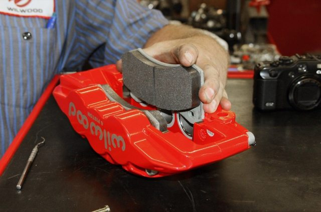 Pad knock-back occurs when pads lose contact with the rotors, and can be accompanied by excessive caliper piston retraction.