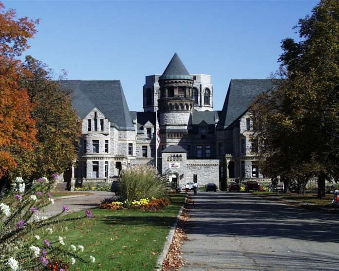 NASA racers should enjoy their own self-guided tour of the Mansfield Reformatory.