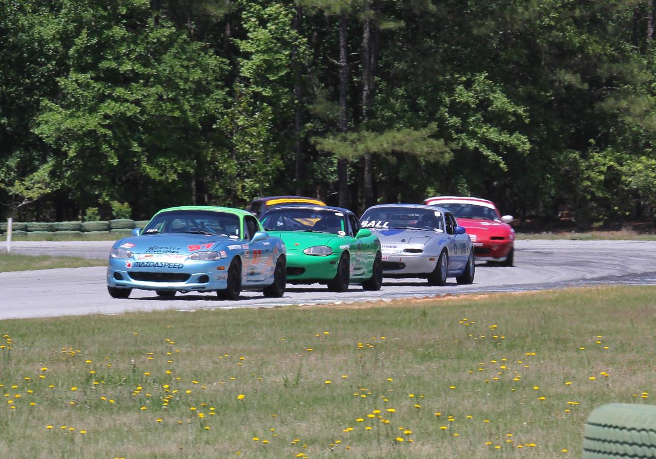 Carolina Motorsports Park >> Williamson And Tone On Top At Carolina Motorsports Park