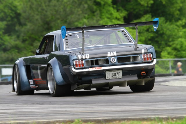 A couple of NASA American Iron Extreme regulars took part in the Ultimate Track Car Challenge.