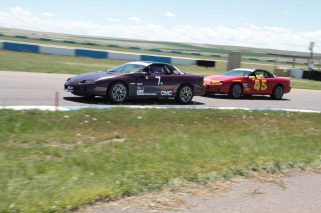 Under the direction of series leader Dustin Mozader, Camaro-Mustang Challenge is undergoing something of a renaissance in the Rocky Mountain Region. The racing is great fun to watch.