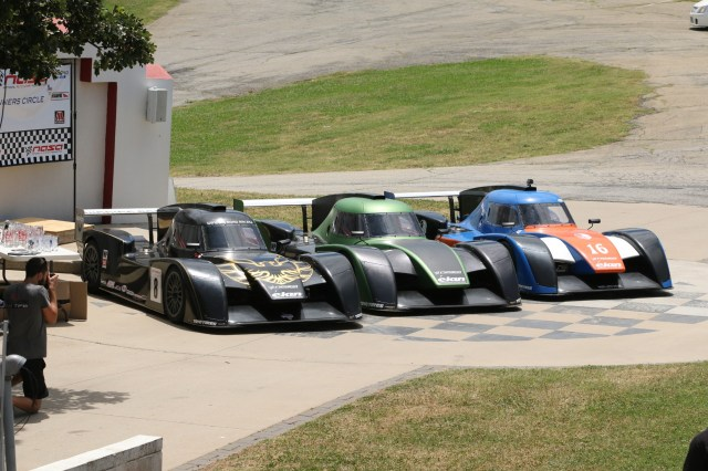Three NP01s made it to the debut of the Atlantic Series Championship event at Hallett Motor Racing Circuit in June.