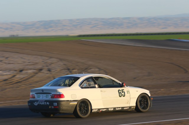 Team Strom Motorsports fielded two teams in June, which finished first and second in its BMW E46 cars.