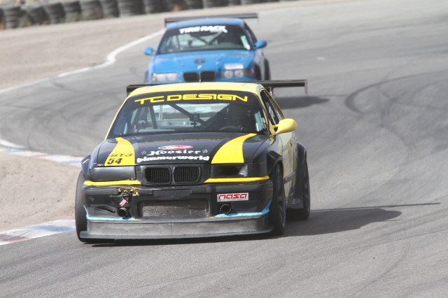 Tristan Littlehale finished just .627 seconds behind Tony Colicchio to take second in ST3.