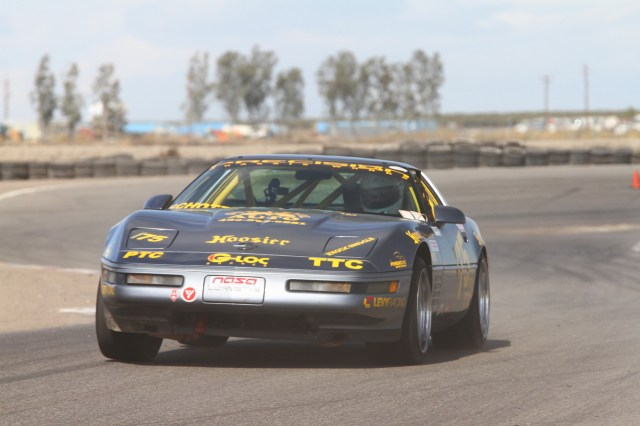 Dave Schotz also took home the TTC Championship in his Corvette. That makes 15 for him.