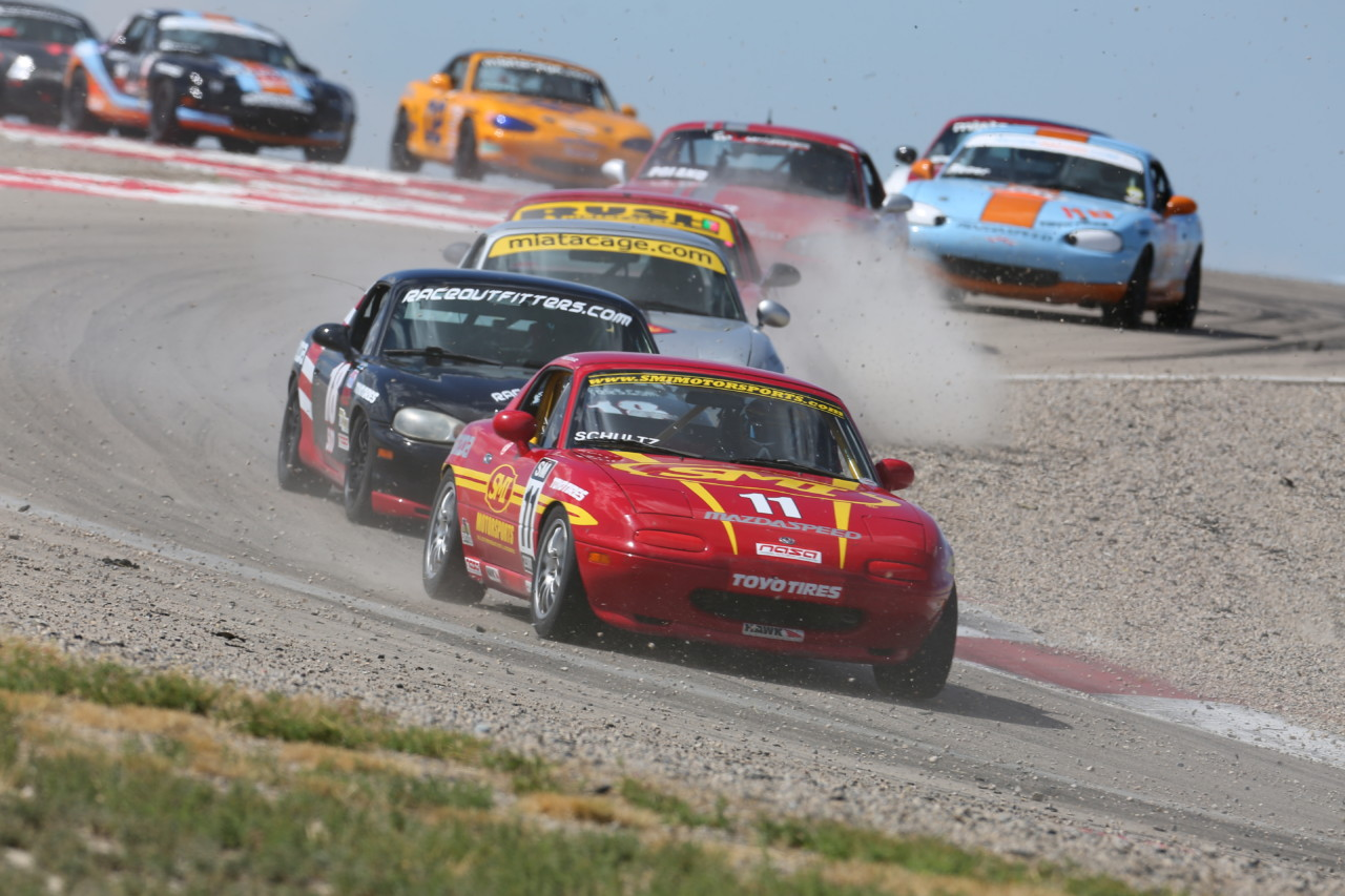 Spec Miata | NASA Speed News Magazine