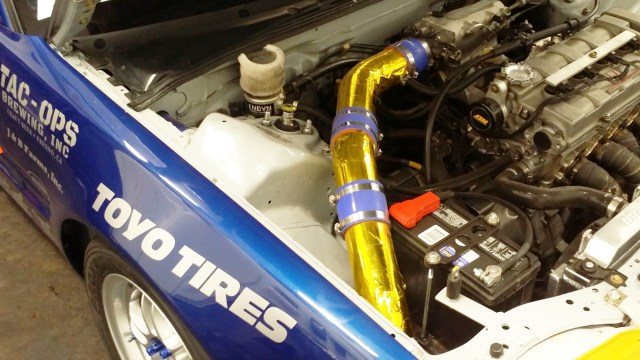 Build Your Own Cold Air Intake - NASA Speed News Magazine