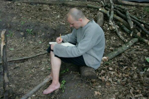 художник-иллюстратор Ростислав Попский и рисунки шариковой ручкой