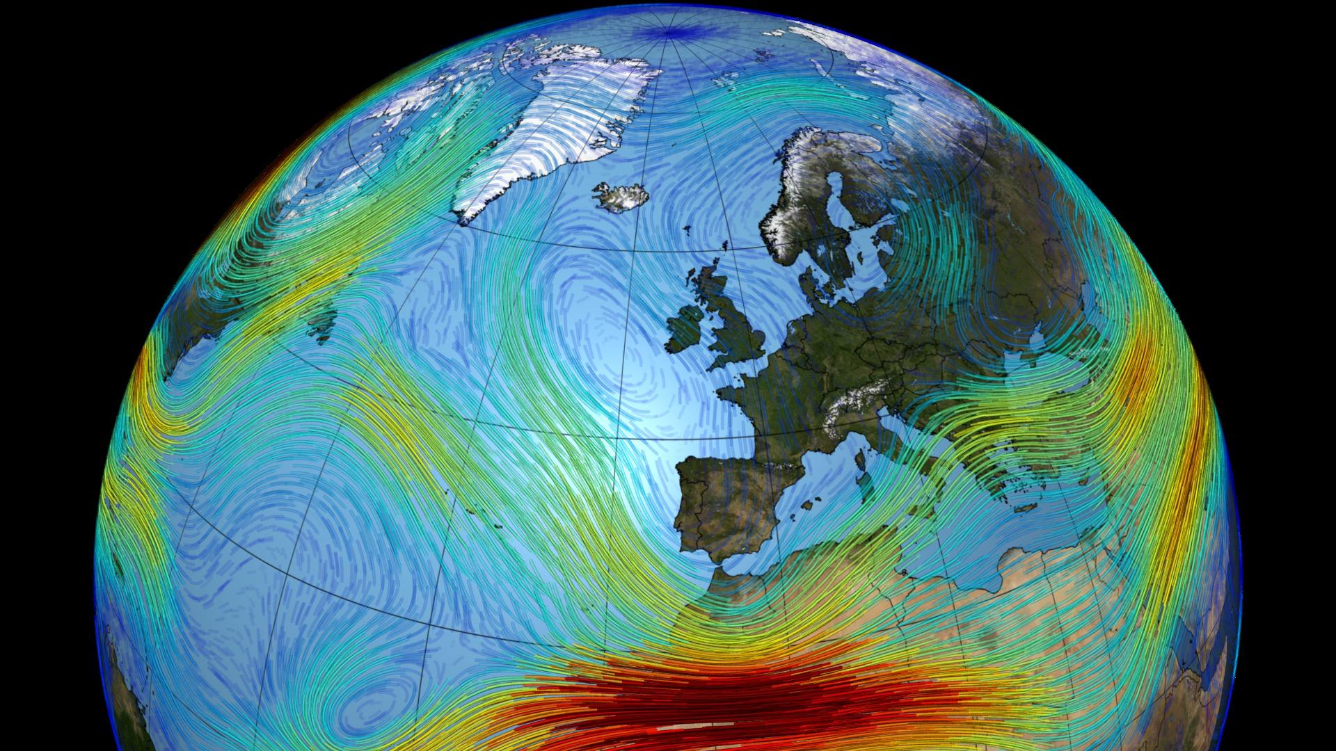 Svs European Jet Stream