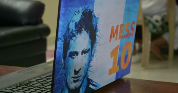 WordPress Geek and a Messi Fan