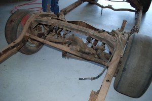 "Day 3 – ""Frameoff restoration""… 