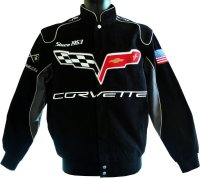 Corvette jacket - limited edition - US-car- and NASCAR ...