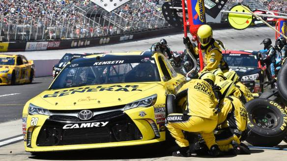 2016 NASCAR Bristol