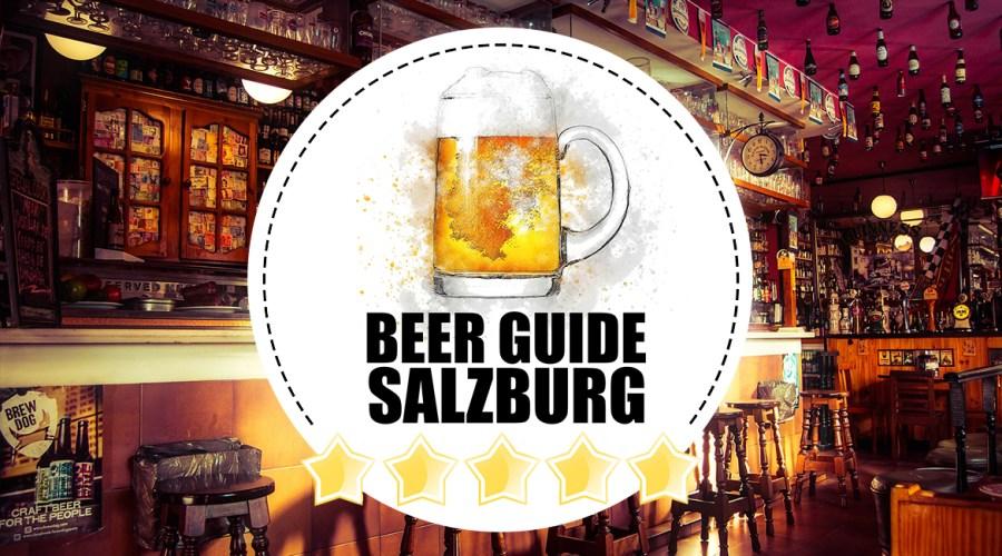 unser Bierguide für die Stadt Salzburg