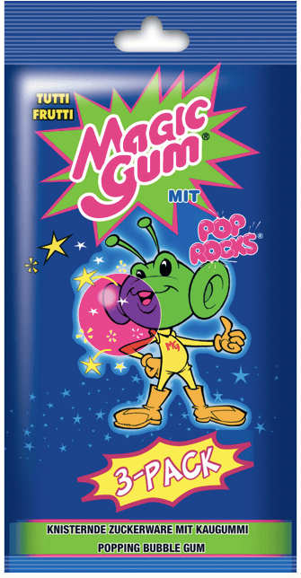 Magic Gum Knallkaugummi
