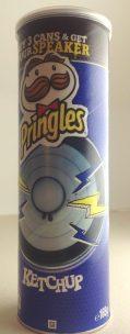 Pringles Ketchup 2012