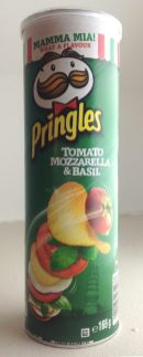 Pringles Tomato-Mozzarella-Basil