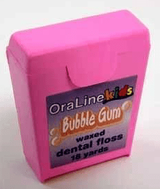 OraLine Bubble Gum Floss