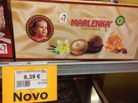 Marlenka Schokoladenkugeln Mozartkugeln