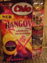 Chio Chips Guarana Kinofilm Hangover Thai-Chili