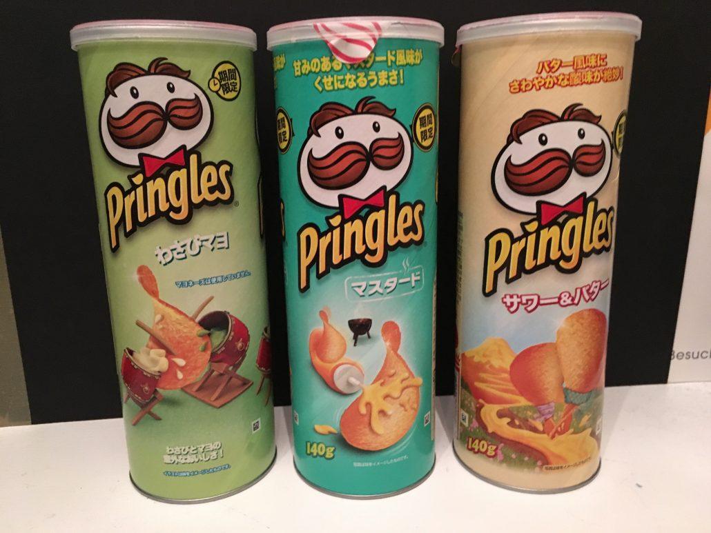 Pringles Asien