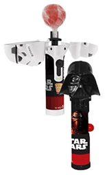 Automatisch drehender Lolli Lolli mit Star Wars-Motiven