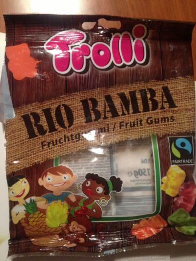Trolli Rio Bamba Gummibärchen
