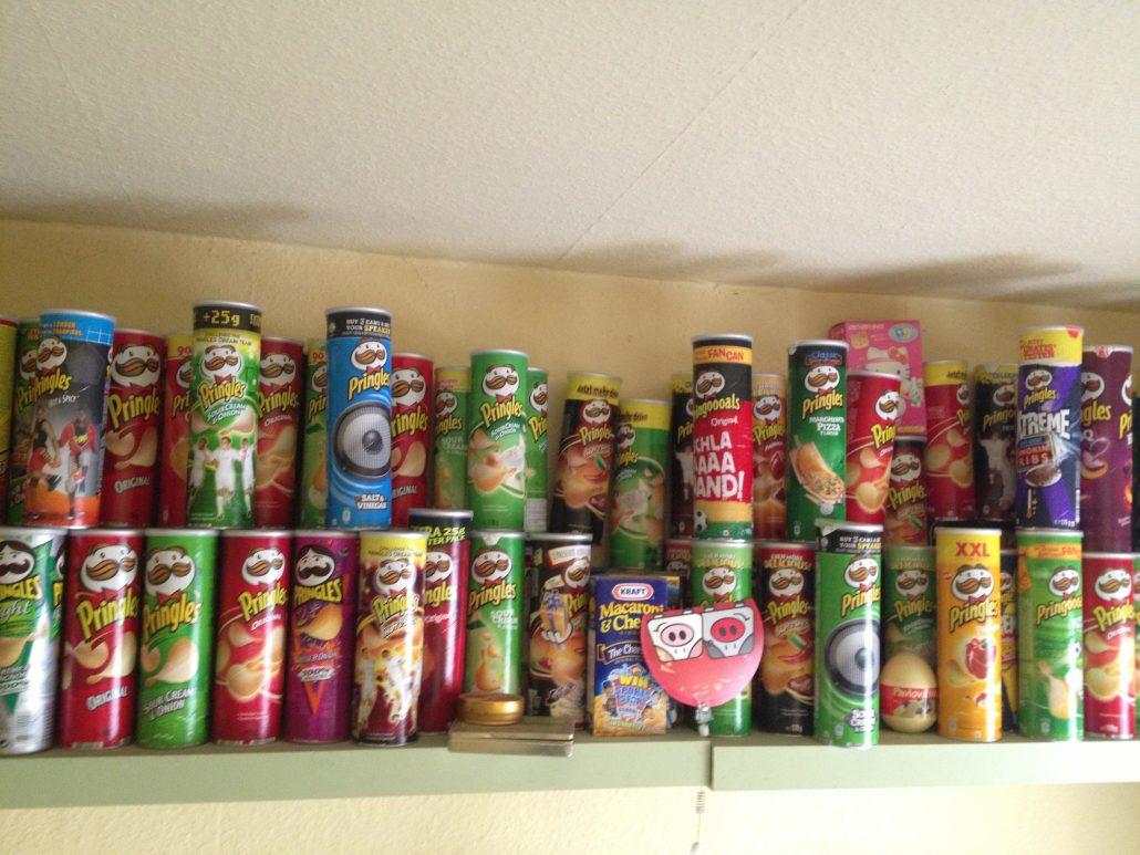 Pringles Regal Küche 2