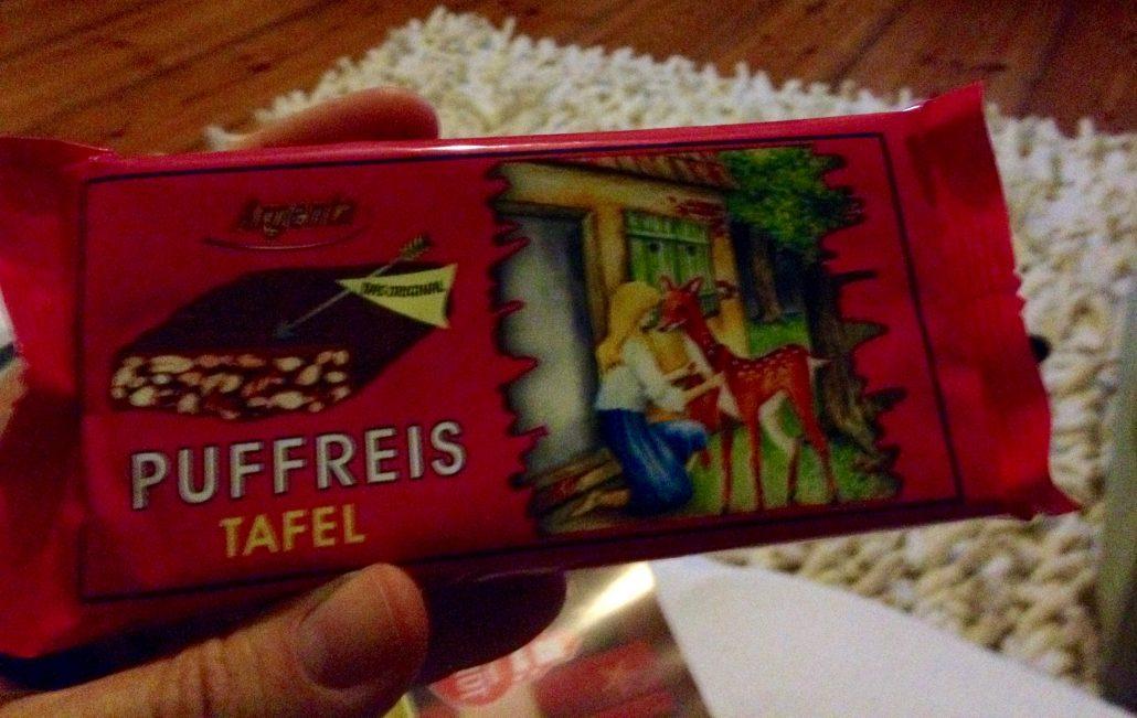 Argenta Puffreistafel Märchenmotiv