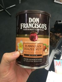 Don Fracisco's Kaffee Hawaian Hazelnut