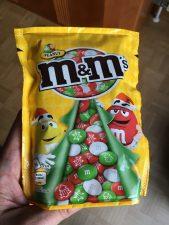 Mars M+M Christmas Edition