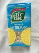 TicTac Dream of Mediterraneo